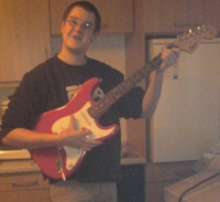 FanatiX mit Gitarre
